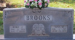 Robie J Brooks
