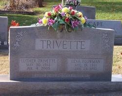 Leva Plowman Trivette