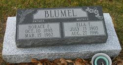 Ella <i>Toomer</i> Blumel