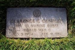 Clarence C Cantley