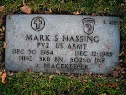 Mark S Hassing