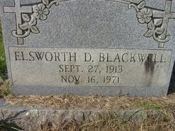 Elsworth D. Blackwell