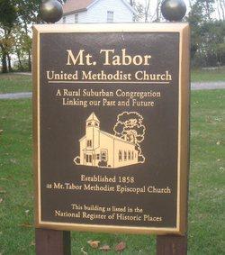 Mount Tabor United Methodist Church Cemetery