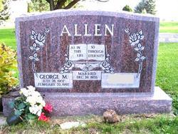 George M Allen