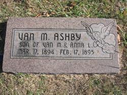 Van M. Ashby