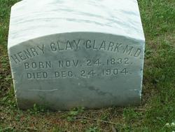 Dr Henry Clay Clark