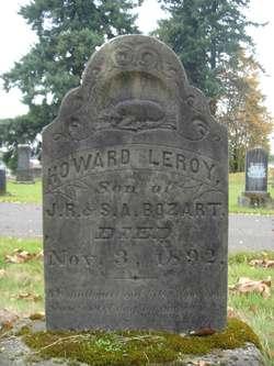 Howard Leroy Bozarth