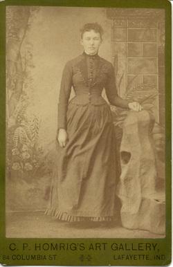 Matilda Tillie <i>Woodruff</i> Etchison