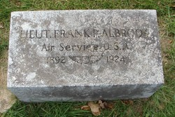 Lieut Frank Potter Albrook