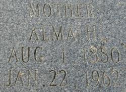 Alma Hettie <i>Henry</i> Johnson