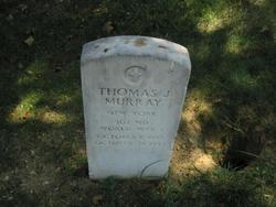 Sgt Thomas J Murray