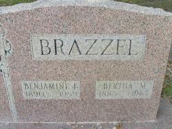 Benjamine F Brazzel