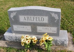 Clara F Ahlfeld
