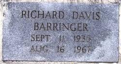 Richard Davis Barringer