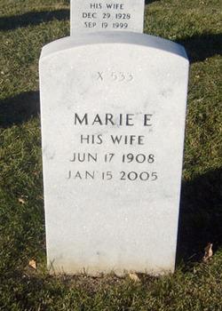 Marie E. Williams