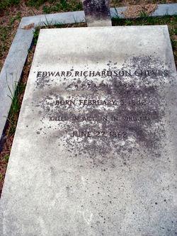 Capt Edward Richardson Cheves