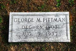 George M. Pittman
