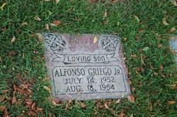 Alfonso Griego, Jr