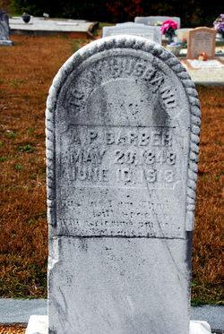Adolphus P Barber