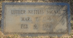 Luther Nettles Bagnal, Sr