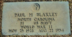 Paul Herbert Blakley