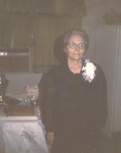 Ruby Mae <i>Dew</i> McDaniel