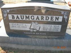 Sylvia Mae <i>Bryant</i> Baumgarden