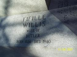 Fifille <i>Willis</i> Ames