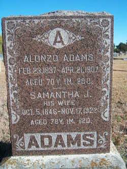 Alonzo Adams