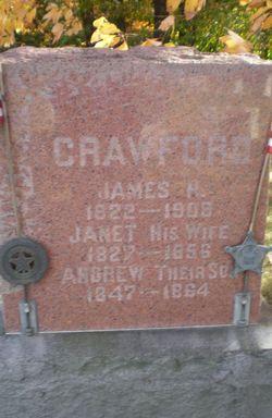 Janet <i>Parker</i> Crawford