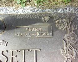 Verna <i>Woodyard</i> DeRossett