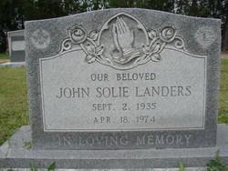 John Solie Landers