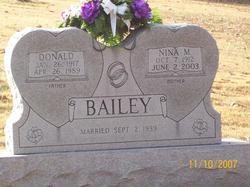 Donald Bailey