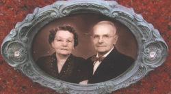 Clara F <i>Cox</i> Brough