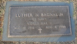 Luther Nettles Bagnal, Jr