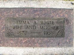 Emma A <i>Straight</i> White