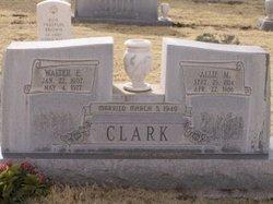 Allie M Clark