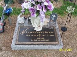 Lance Corey Morel