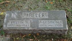Augusta M (Gusta) Abeler