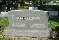 Karl Henry Ackerman