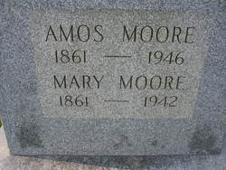 Amos H Moore