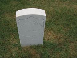 Private John Johnston
