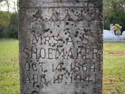 Harriett Ester <i>Sumrall</i> Shoemaker