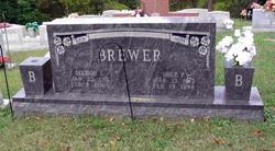 Inez P. <i>Little</i> Brewer