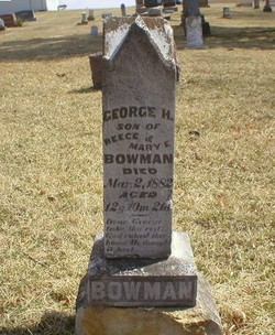 George H Bowman