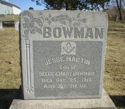 Jesse Martin Bowman