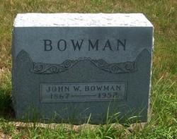 John William Bowman