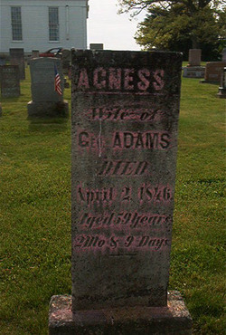 Agness Adams