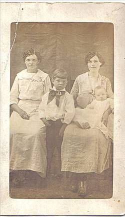 Amanda Jane Aunt Mandy <i>Wells</i> Coleman