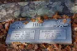 Barbara <i>Lindley</i> Hill